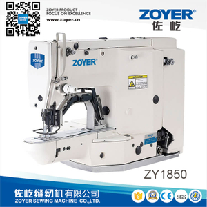 ZY1850 zoyer bar tacking sewing machine