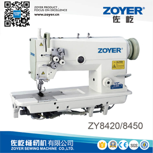 ZY8420 / 8450 double needle high speed lockstitch